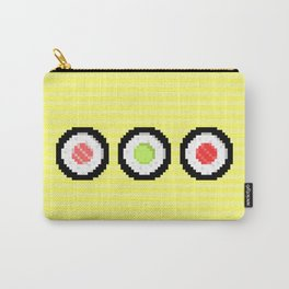 Pixel Maki Sushi Carry-All Pouch