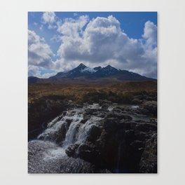 Sligachan Canvas Print
