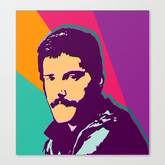 Queen - Freddie M Canvas Print