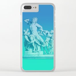 Laocoon Clear iPhone Case