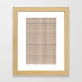 Grids Framed Art Print