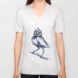 Do not kill the mockingbird Unisex V-Neck