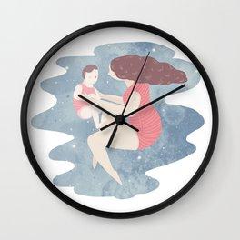 Stellar mom Wall Clock