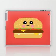 Happy Pixel Hamburger Laptop & iPad Skin