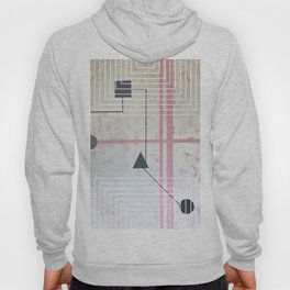Sum Shape - Line graphic Hoody