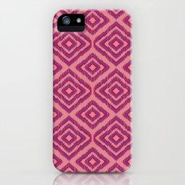 Sumatra in Pink iPhone Case