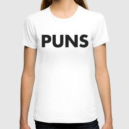 PUNS T-shirt