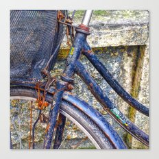 Rusticle Canvas Print