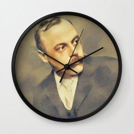 Kenneth Graham, Literary Legend Wall Clock