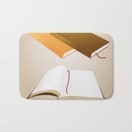 Book collection Bath Mat