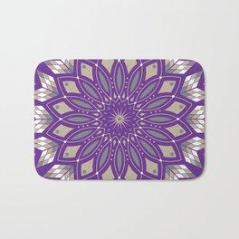 Ancestors (Purple) Bath Mat