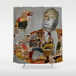 Alfred H. Shower Curtain