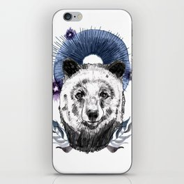 The Bear (Spirit Animal) iPhone Skin
