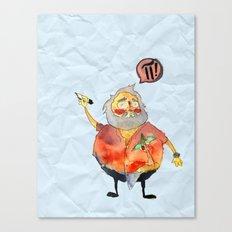Pi Power! Canvas Print
