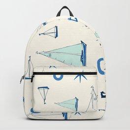 Waipio Valley Beach Backpack