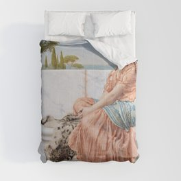In the Days of Sappho Comforters
