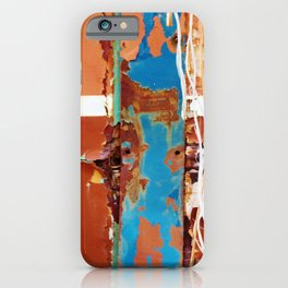 Ravages of time II iPhone Case