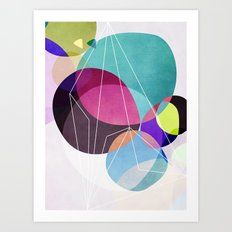 Graphic 169 Art Print