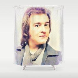 Mick Jones, Music Legend Shower Curtain