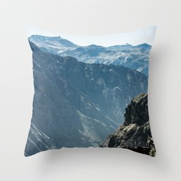 Colca Vertical Throw Pillow