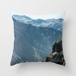 Colca Vertical Throw Pillow