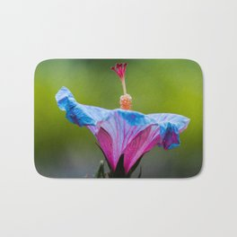 Flower Photography by Abhinav Srivastava Bath Mat