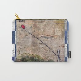 Lost - blue graphic Carry-All Pouch
