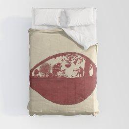 The Deer Maker Comforters