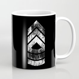 Master Sergeant (weathered) Coffee Mug