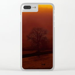 Fog 6 Clear iPhone Case