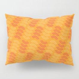 Pattern-Orange Pillow Sham