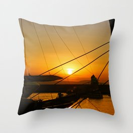 related Throw Pillow