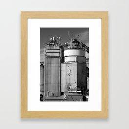 Cemented Framed Art Print