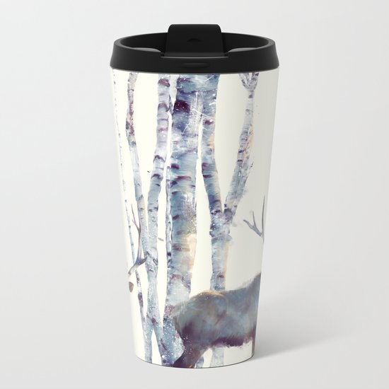 Elk // Follow Metal Travel Mug