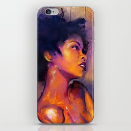 MsEducated iPhone Skin