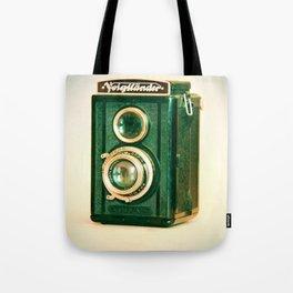 Great-Grandpa's Camera Tote Bag