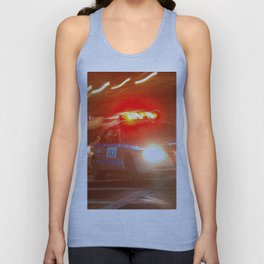 NYPD Operational ride Speed Unisex Tank Top
