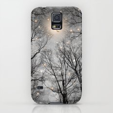 Nature Blazes Before Your Eyes 2 (Ash Embers) Slim Case Galaxy S5