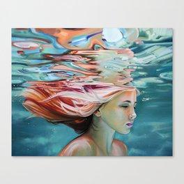 Spotless mind Canvas Print