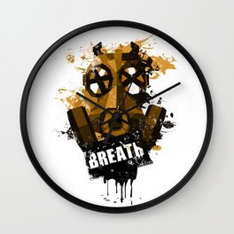 [ breath - grunge version ] Wall Clock