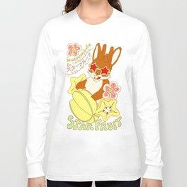 Jackalope and Starfruit Long Sleeve T-shirt