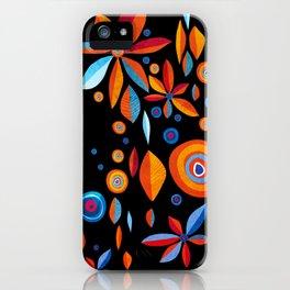 Summer pattern II iPhone Case