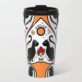 Cat Ouija Travel Mug