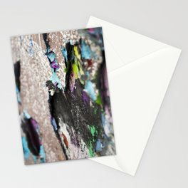 Old graffiti Stationery Cards