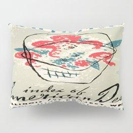 Vintage poster - Index of American Design Pillow Sham