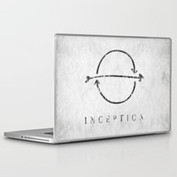 inception Laptop & iPad Skins featuring Inception by Tony Vazquez