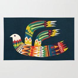 Native Bird Rug