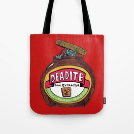 Deadite: The Evil Spread (Cap Off Version) Tote Bag