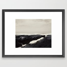 Wild Coast Framed Art Print