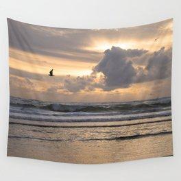 Heavens Rejoice - Ocean Photography Wall Tapestry